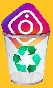 حذف اکانت اینستاگرام | فالوور 98